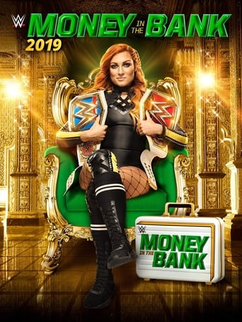 Poster of WWE Money in the Bank 2019