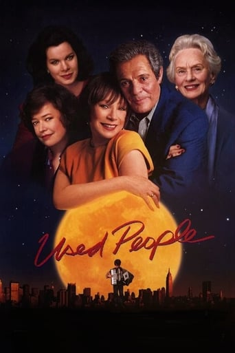 Poster of Used People