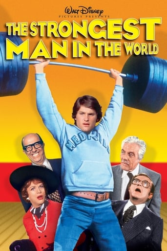 ArrayThe Strongest Man in the World