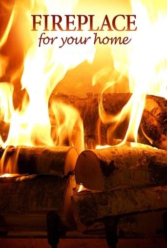 4K Şömine Keyfi: Çıtırdayan Noel Şömine Ateşi