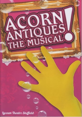 Poster of Acorn Antiques: The Musical