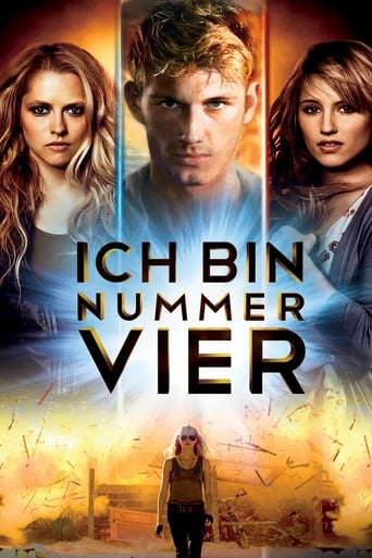 Ich bin Nummer Vier - Action / 2011 / ab 12 Jahre