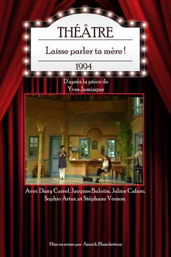 Poster of Laisse parler ta mère !