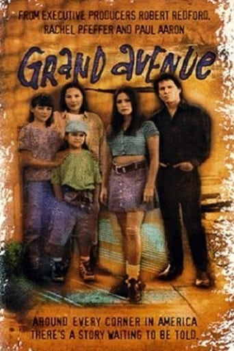 Poster of Grand Avenue