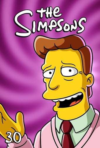 Os Simpsons 30ª Temporada - Poster