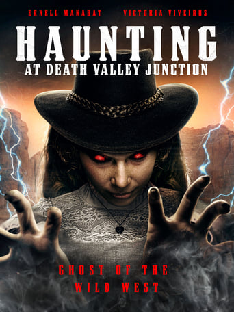 The Haunting at Death Valley Junction Poster