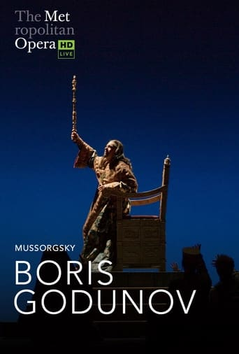 Metropolitan Opera: Boris Godunov
