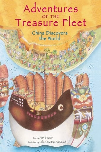 Treasure Fleet: The Adventures of Zheng He