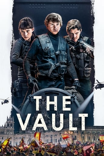 Watch The Vault online full movie https://tinyurl.com/y5dzv4op