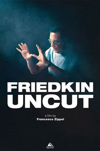 Poster of Friedkin Uncut