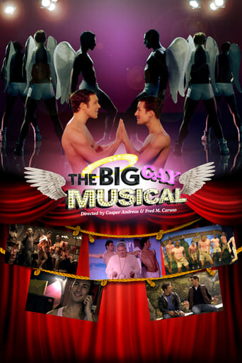 Poster of The Big Gay Musical