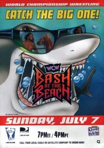 Watch WCW Bash at the Beach 1996 Online Free Putlockers