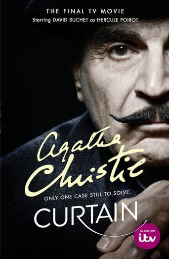 Poster of Curtain: Poirot's Last Case