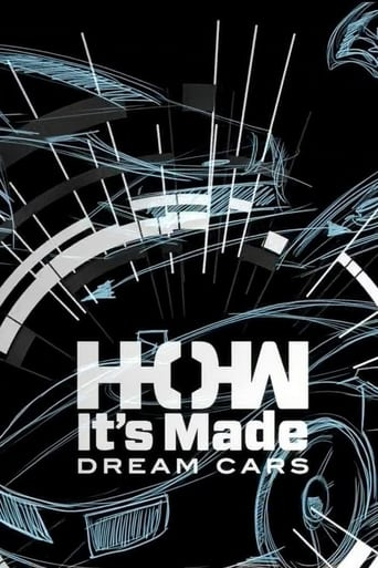 Poster of How It's Made: Dream Cars
