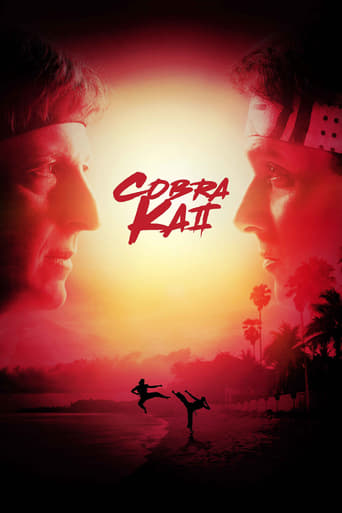 poster of Cobra Kai