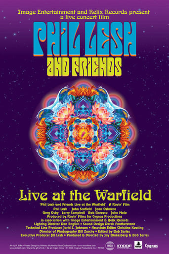 Phil Lesh and Friends: Live at the Warfield