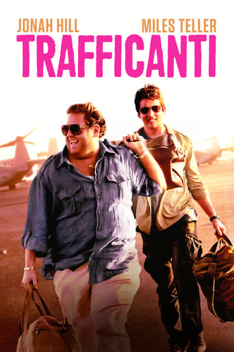 Poster of Trafficanti