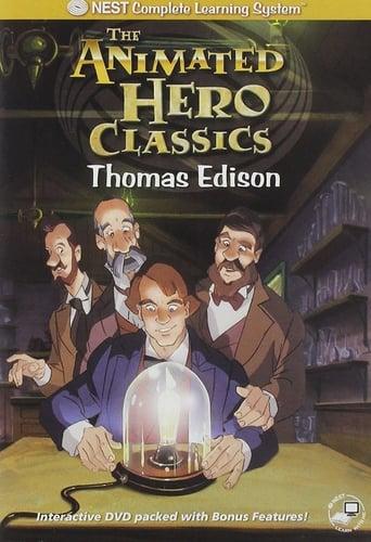 Poster of Animated Hero Classics: Thomas Edison