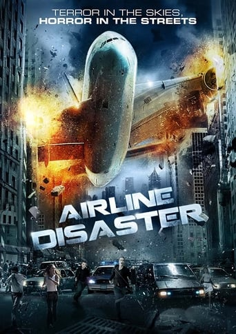 Poster of Airline Disaster