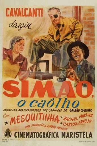 Poster of Simão, o Caolho