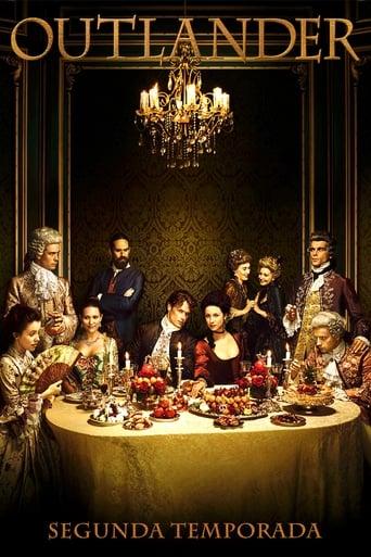 Outlander 2ª Temporada - Poster