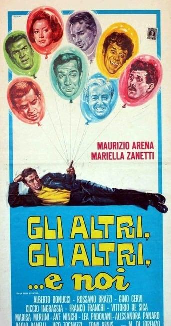 Poster of Gli altri, gli altri e noi