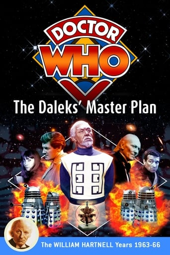 Poster of Doctor Who: The Daleks' Master Plan