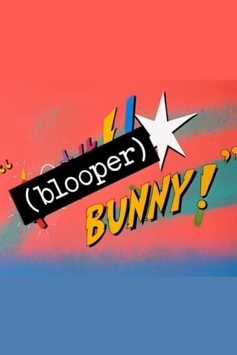 Poster of (Blooper) Bunny!