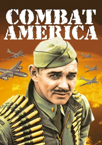 Poster of Combat America