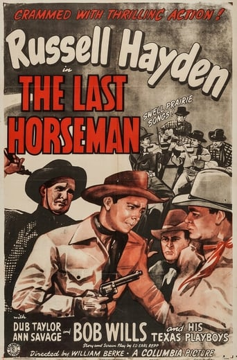 Poster of The Last Horseman