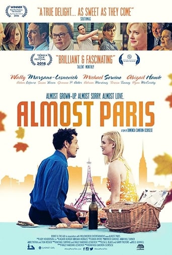 Poster of Almost Paris