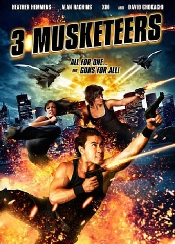 Poster of 3 Musketeers