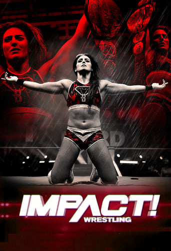 Poster of Impact Wrestling