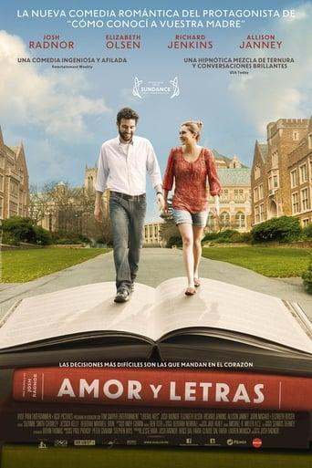 Poster of Amor y letras