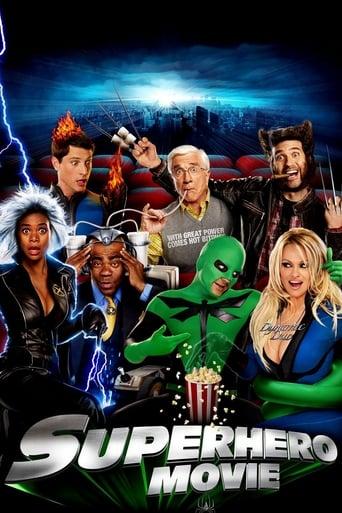 Poster of Superhero Movie