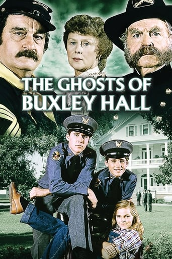 Poster of The Ghosts of Buxley Hall