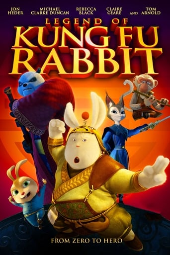 Poster of Legend of Kung Fu Rabbit