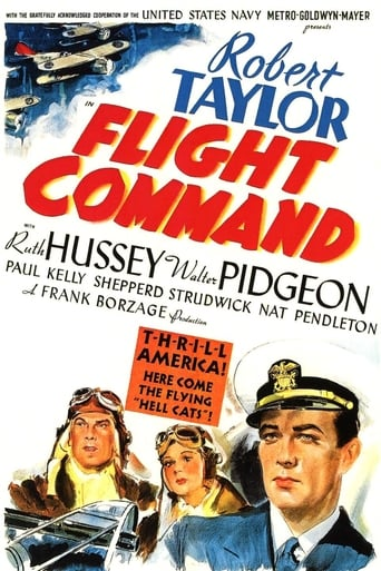 Poster of Flight Command