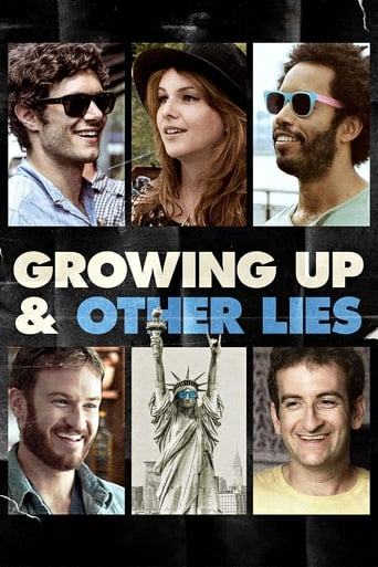 Poster of Growing Up and Other Lies