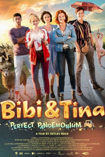 Poster of Bibi & Tina: Perfect Pandemonium