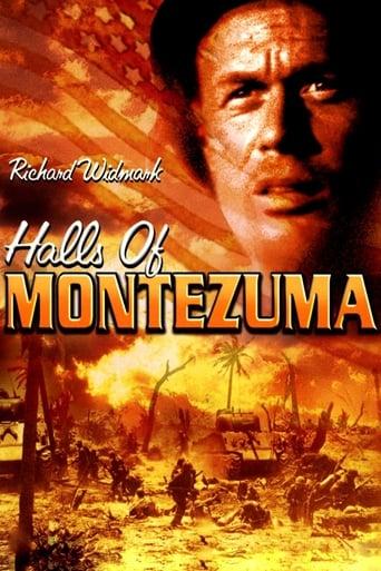 Poster of Halls of Montezuma