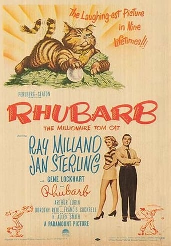 Poster of Rhubarb