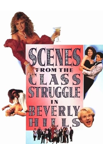 Poster of Scenes from the Class Struggle in Beverly Hills