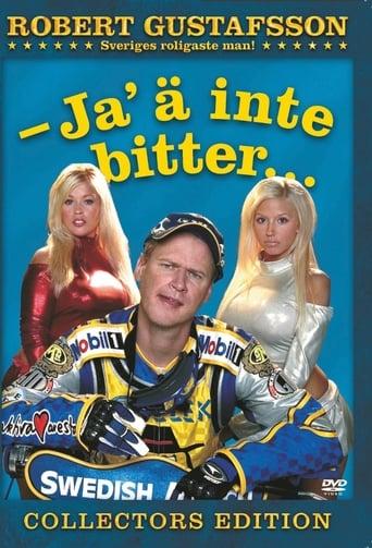 Robert Gustafsson: Ja 'ä inte bitter