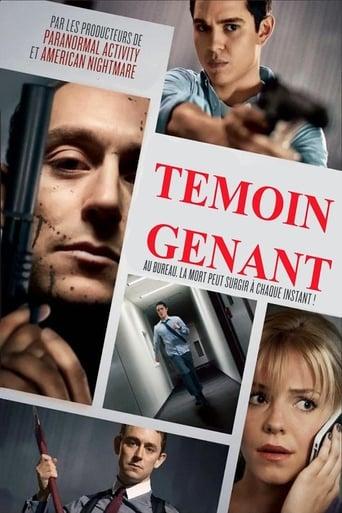Poster of Témoin gênant