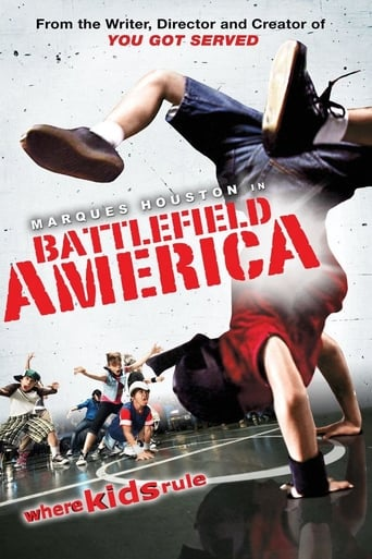 Poster of Battlefield America