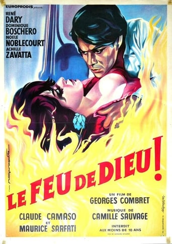 Poster of Fire of Love