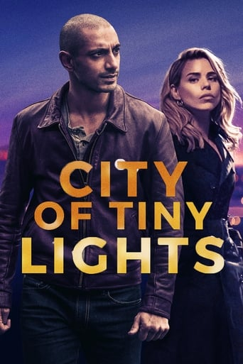 Poster of City of Tiny Lights