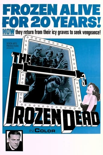 Poster of The Frozen Dead