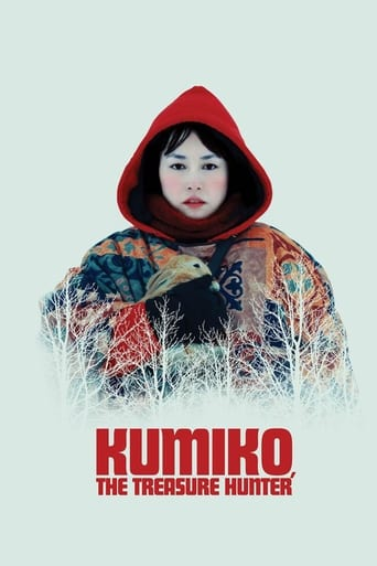Poster of Kumiko, the Treasure Hunter
